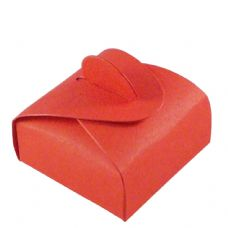 Red Chocolate Designer Favour Boxes